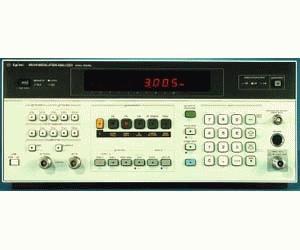 HP/AGILENT 8901B/1 MODULATION ANALYZER, 0.15-1300 MHZ., OPT. 1